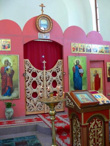 Russia Sochi Church3