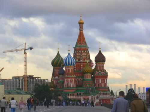 Russia St Basil