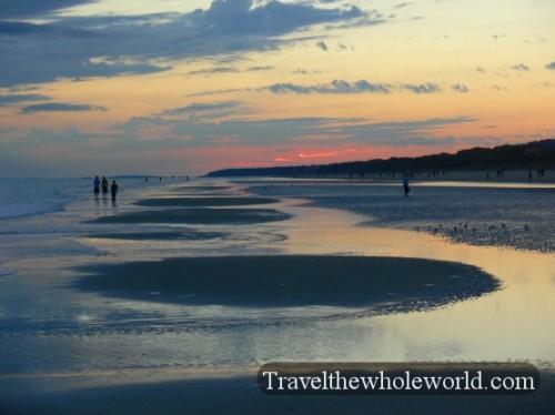 South_Carolina_Hilton_Head_Beach_Night