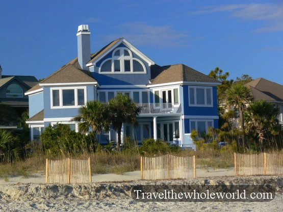 Traveling in hilton head for Large beach house
