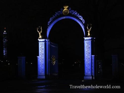 Sweden Djurgarden Blue Gate