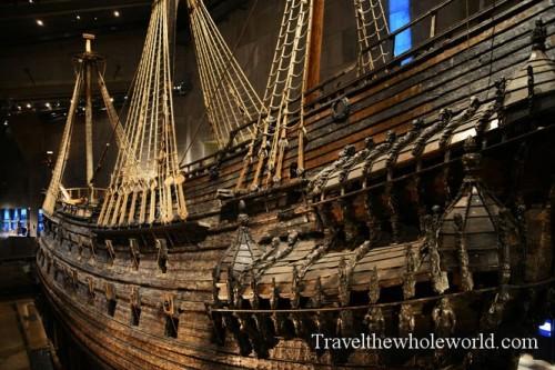 Sweden-Djurgarden-Vasa-Ship