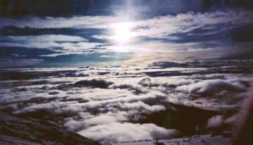 Tanzania Kilimanjaro Clouds