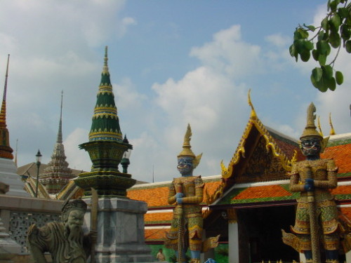 Thailand Grand Palace 19