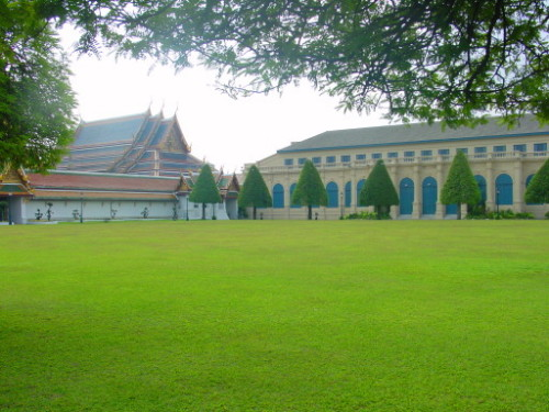 Thailand Grand Palace 2