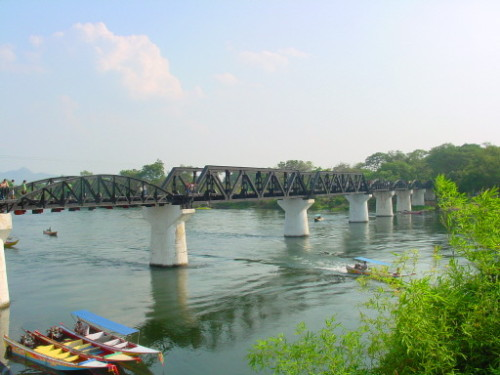 Thailand Kae Bridge