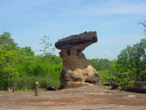 Thailand Prehistoric Tower