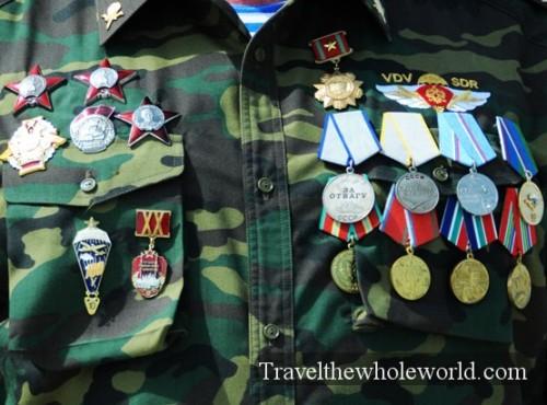 Transnistria General Medals