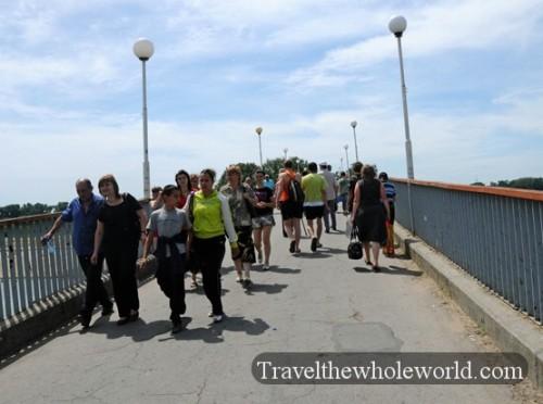 Transnistria Tiraspol Bridge
