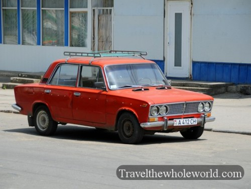 Transnistria Tiraspol Car