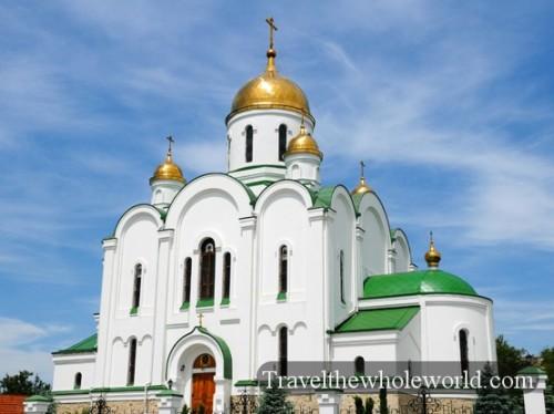 Transnistria Tiraspol Church of Nativity