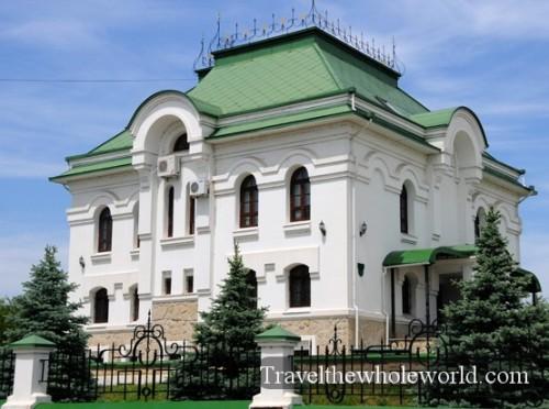 Transnistria Tiraspol Cathedral Building