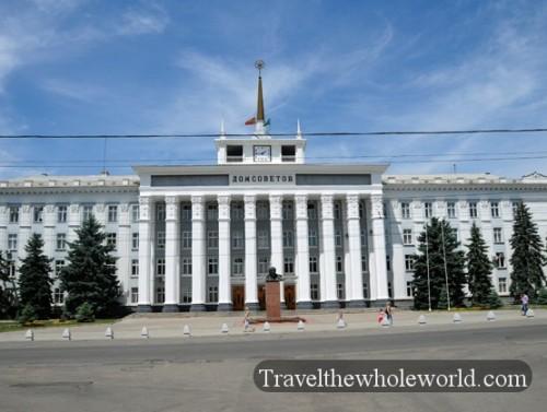 Transnistria Tiraspol Council