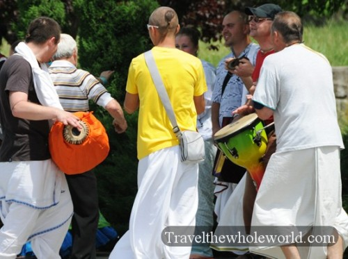 Transnistria Tiraspol Dancing Hippies