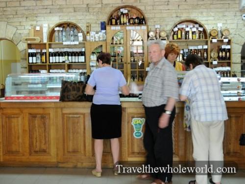 Transnistria Tiraspol Liquor Store