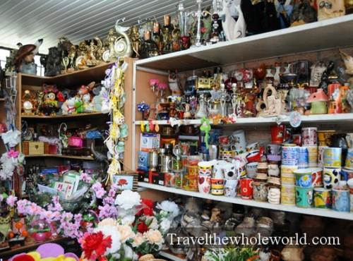 Transnistria Tiraspol Market Store