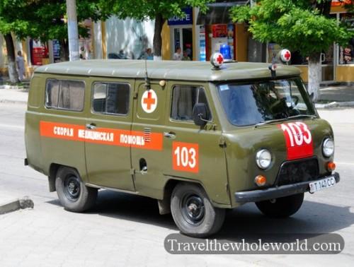 Transnistria Tiraspol Medical Unit