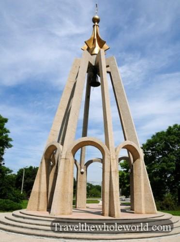 Transnistria Tiraspol Memorial