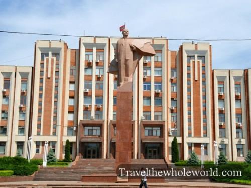 Transnistria Tiraspol Parliment