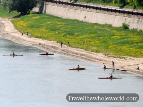 Transnistria Tiraspol Dniester River