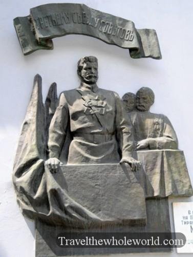 Transnistria Tiraspol Tavarish Stalin