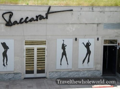 Transnistria Tiraspol Strip Club