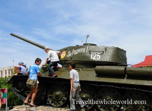 Transnistria Tiraspol Tank