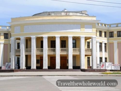 Transnistria Tiraspol Theater