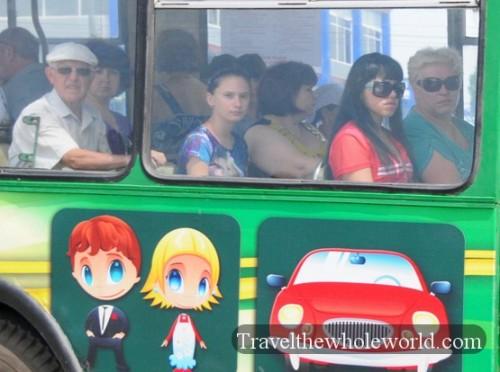 Transnistria Tiraspol Trolley