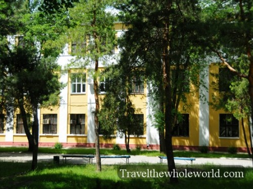 Transnistria Tiraspol University