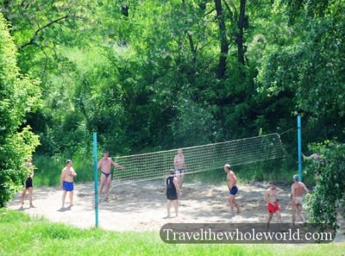 Transnistria Tiraspol Volleyball