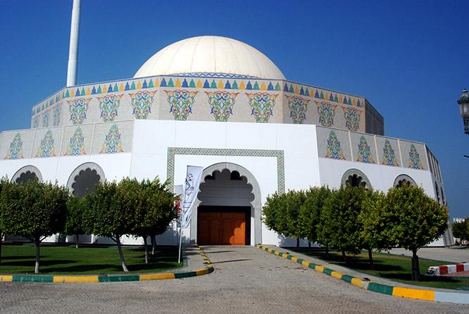 UAE Abu Dhabi Heritage Village