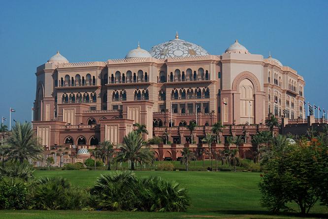 UAE Abu Dhabi Presidential Hotel