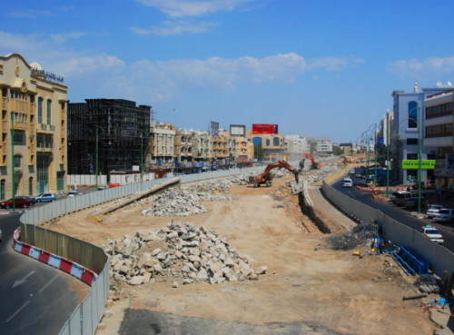 UAE Al Ain Construction