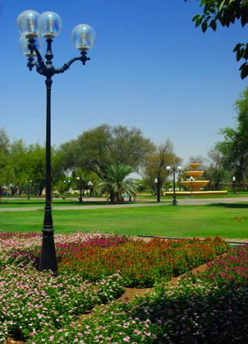 UAE Al Ain Hili Archaeological Park