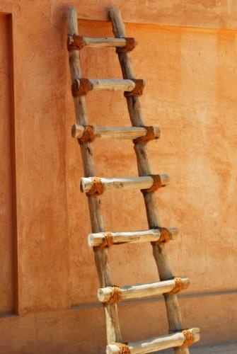 UAE Al Ain Museum Ladder