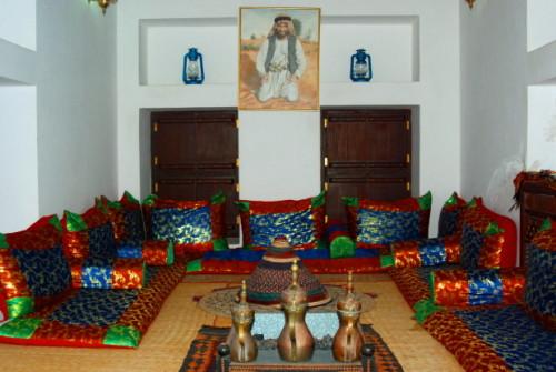 UAE Al Ain Museum Room