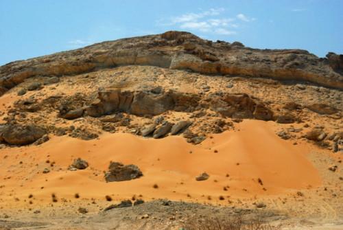 UAE Al Ain Rocks