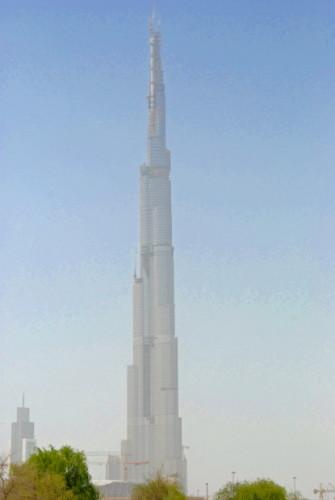 UAE Dubai Burj