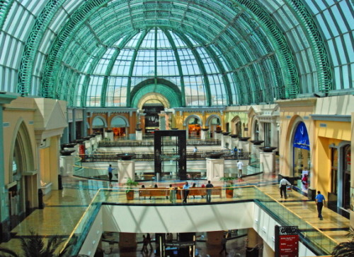 UAE Dubai Shopping Mall
