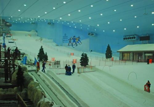 UAE Dubai Ski Resort