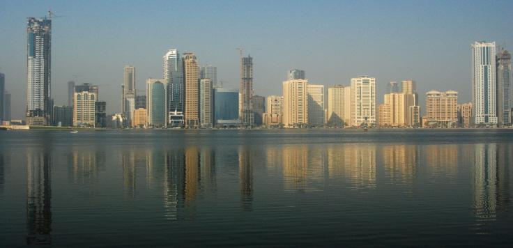 UAE Sharjah Waterfront