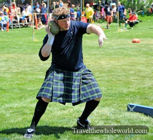 Utah Salt Lake City Scottish Festival Sports