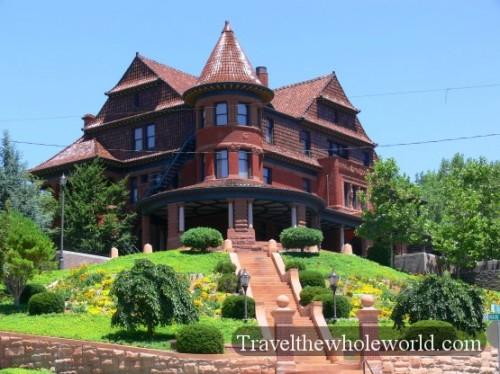 Utah Salt Lake City Mansion