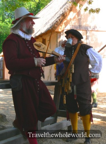 Viginia Jamestown Fiddle