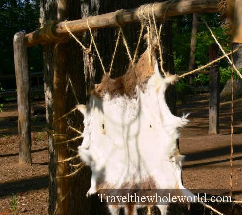 Virginia Jamestown Fur