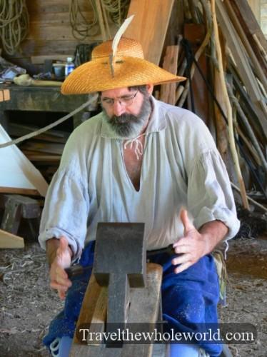 Viginia Jamestown Craftsman