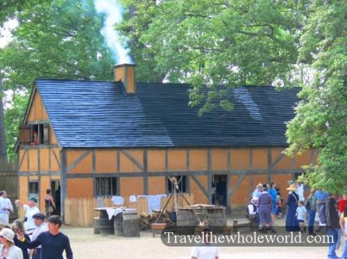 Viginia Jamestown