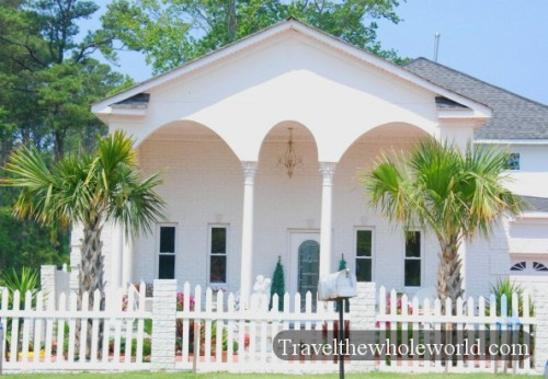 Virginia Beach Palm Tree House