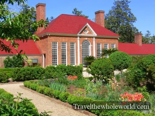 Virginia Alexandria Old Town Garden House